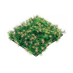 Fleur tapis lila 25 x 25 x 5 cm