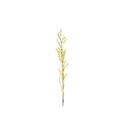 Forsythia branche jaune 127 cm