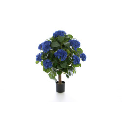 Hydrangea bleu 68 cm