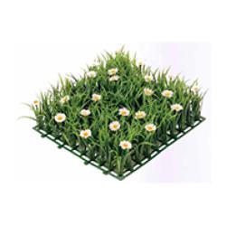Margerite tapis 25 x 25 x 5 cm